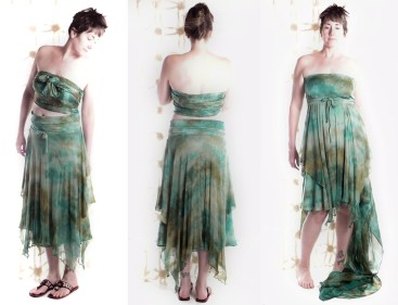 Olive Turq Composite