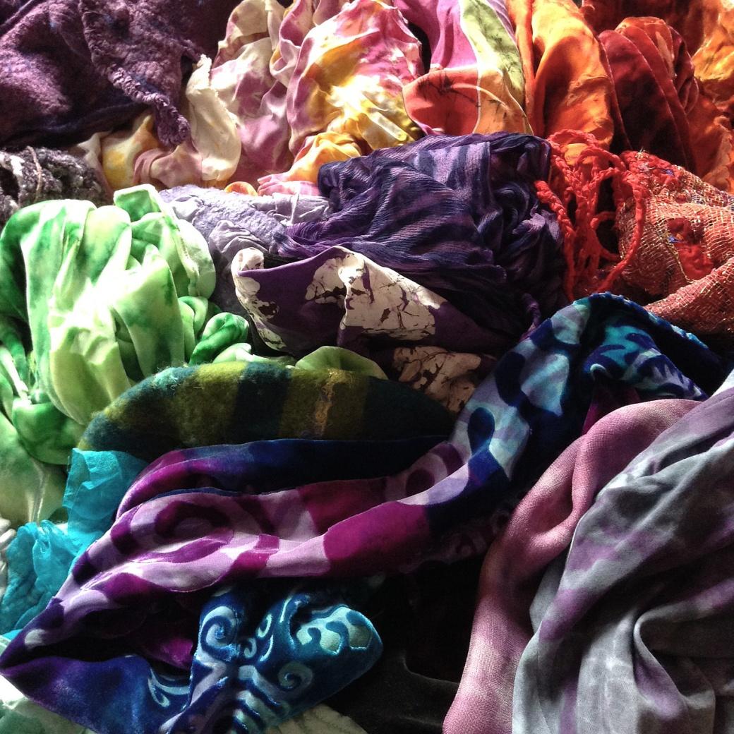 An Abundance of Cloth